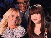Factor Britney pose avec Reid Demi Lovato