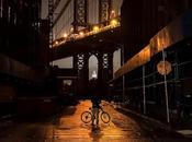 Sandy: photographie York plongée dans l'obscurité