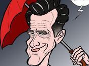 Romney fait discret