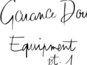 Petit shooting Garance Doré pour EQUIPMENT