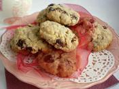 """Cookies flocons d'avoine, vanille raisins secs...pour jour livre"""""""
