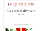 poète Jacques DUPIN mort octobre