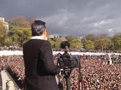Flash Mob: Gangnam Style rassemble personnes Trocadéro