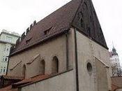 splendide plus vieille synagogue Prague