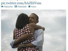 Barack Obama annonce victoire Twitter