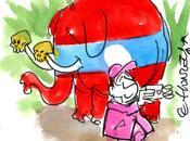 Bienvenue royaume million d'éléphants, Président