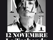 Ariane Moffatt Monogrenade Trabendo novembre