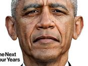 Obama photoshopé magazine Bloomberg Business