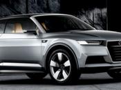 Nouveau Style pour Audi