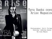 Tyra Banks couvre 17ème numéro d'Arise (pix+vidéo)