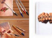 envie carnet dessin spécial tatouages