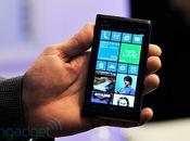 Windows Phone pour début 2013
