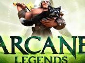Arcane Legends CORPG disponible pour tout monde gratuitement