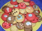 Petits gâteaux secs décorés plusieurs façons