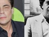 Benicio Toro sera Pablo Escobar dans Paradise Lost