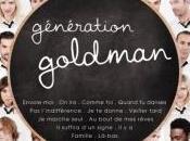 nouveau clip projet, Génération Goldman, Famille.