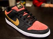 Brooklyn Projects Nike Dunk Walk Fame