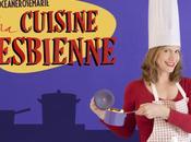 """cuisine lesbienne"""", premier livre d'Océanerosemarie lesbienne invisible) vient sortir"""
