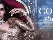 Nargis Fakhri, déesse dans Vogue