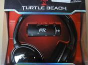 Enfin casque PS3, TurtleBeach PX-21…