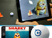 Sharky réalité augmentée pour Sphero