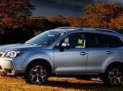 Subaru Forester 2014 nouveau moteur turbo nouvelle boîte manuelle