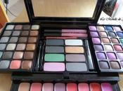 Présentation Soho Glam Collection Palette