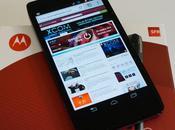 Android Motorola RAZR devient compatible