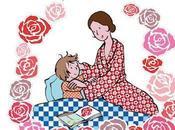 Oser aborder maladie, séparation enfant grâce livre