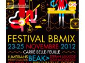 Beak> BBMix festival, 2012 november 25th live report