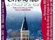 Concert thèmes l'Avent Noël Nantua (Ain)