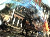 Premiers Metal Gear Rising: Revengeance (Xbox 360)