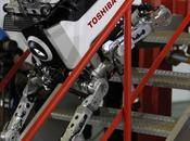 robot Toshiba intervention Fukushima