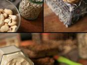 crème noix cajou épicée