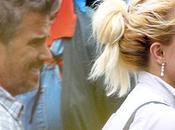 Photos Britney arrive plateau Factor 28/11/2012