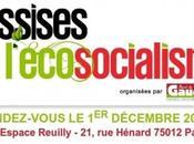 Monsieur Gédécé part capitale pour Assises l'écosocialisme
