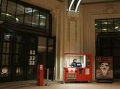 faire toile cinéma récemment ouvert Grand Palais