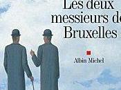 deux messieurs Bruxelles Eric-Emmanuel Schmitt