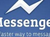 Facebook Messenger Utilisable sans compte