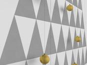 mood sapin géométrique