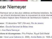 Oscar posthume Niemeyer pour l'ensemble oeuvre