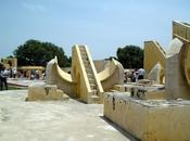 Jantar Mahar, l'observatoire astronomique Jaipur, ville rose