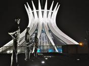 Architectes designers: rêve futuriste d'Oscar Niemeyer, poète courbes