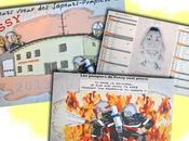 Calendrier 2013 Pompiers Passy Fayet (74)