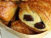 Croissants beurre pains chocolat maison