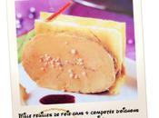 Croustillant foie gras...