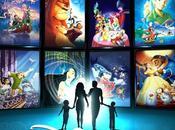 films Disney week-end Grand Paris