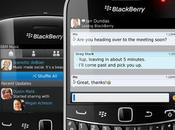 BlackBerry Messenger version finale VoIP WiFi