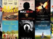 films incontournables cette année 2012