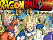 Thème film animation Dragon Ball Battle Gods, révélé
